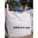 Kies 0 - 4 mm - gewaschen - BIG BAG - ca. 0,5m³ - ca.850kg