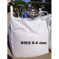 Kies 0 - 4 mm - gesiebt - BIG BAG - ca. 0,5m³ - ca.850kg
